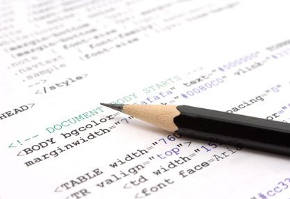 programming html code